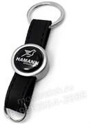 Брелок Хаманн для ключей кожаный ремешок (rm2)