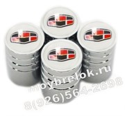 Колпачки на ниппель Джили (цилиндр) комплект 4шт