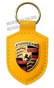 Брелок Порше Дизайн для ключей желтый, porsche design