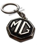 Брелок МГ для ключей черный